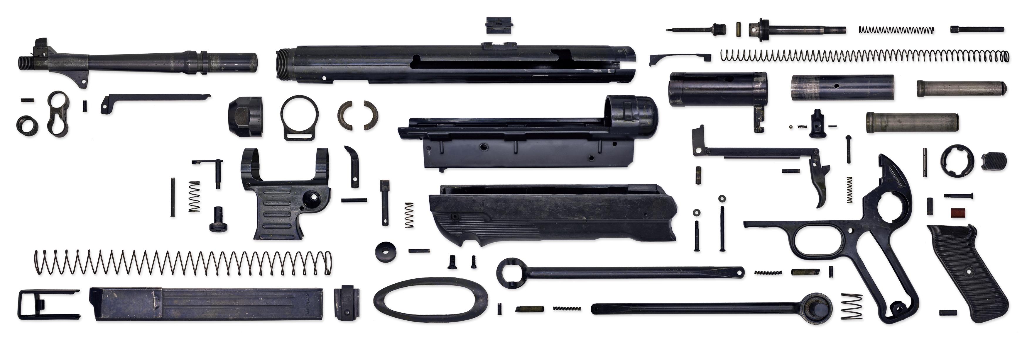 mp40 parts Gallery
