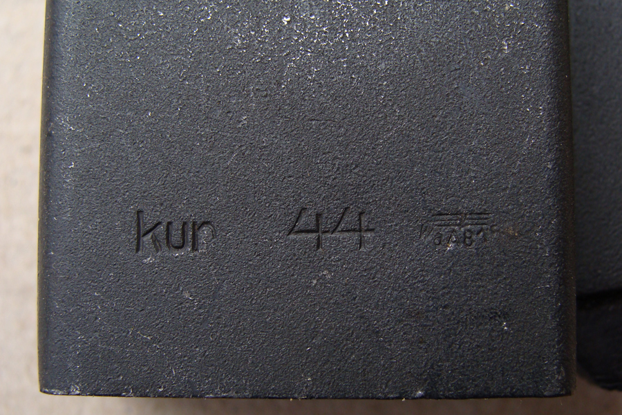 kur 44 stamped magazine loader