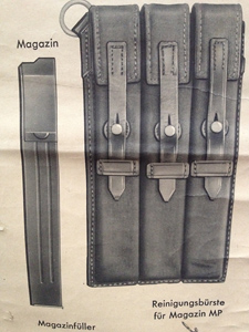 Right early magazin pouch as shown on UT112