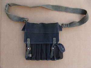 6 cell single flap -Type 2- pouch (front)