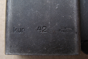 kur 42 stamped magazine loader