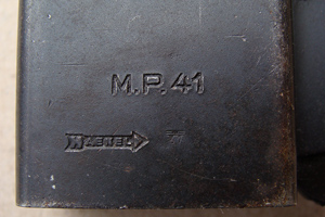 MP41 Haenel stamped magazine loader