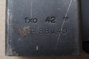 fxo 42 stamped magazine loader