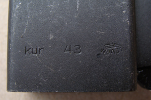kur 43 stamped magazine loader