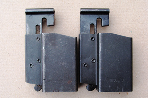 2 versions of the kur 43 Magazine loaders (right side)