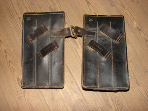 Leather MP40 Pouches 1