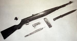 Hugo Schmeisser's experimental prototype the MKB36 III