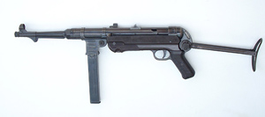 MP40 with experimental safety 3