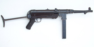 MP40 with experimental safety 4