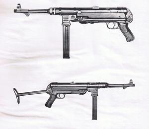 MP40 - Die Maschinenpistole 40